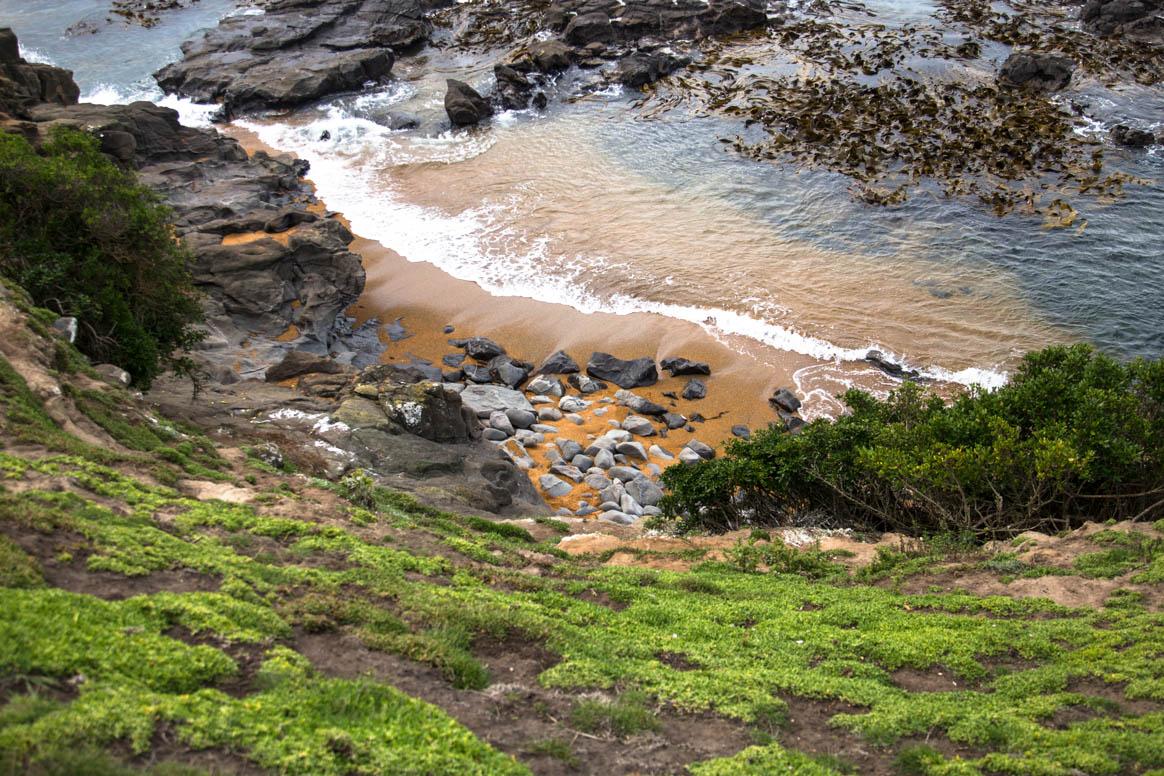Farbenpracht der Küste