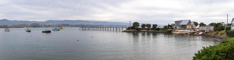 Moeraki Fischerhafen