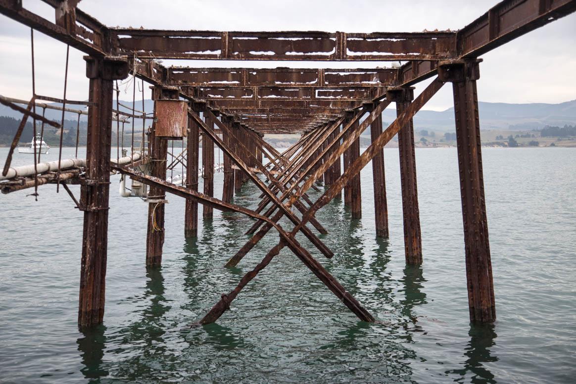 alter Pier