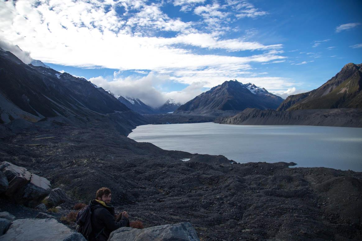 Tasman Gletscher