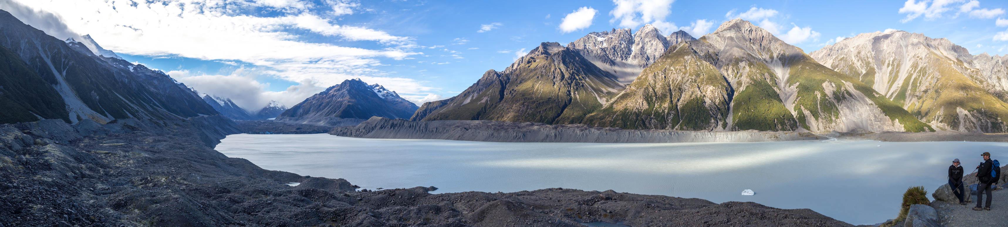 Gletschertal Tasman