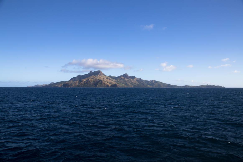 im südlichen Pazifischen Ozean